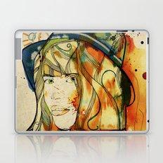 Portraits, Ann. Laptop & iPad Skin