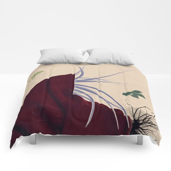Uprooted Comforters