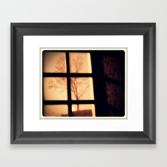 From someone's dreams Framed Art Print