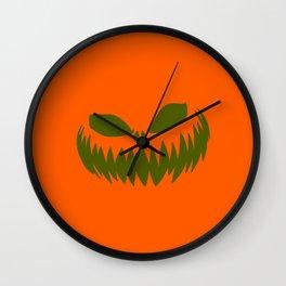 jack o Wall Clock