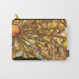 Fractured Sky Carry-All Pouch