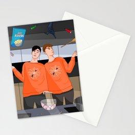 Dan & Phil Halloween Baking 2017 - Digital Stationery Cards