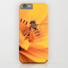 Macro Flower 2 iPhone Case