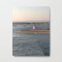 Brant Point Lighthouse Metal Print