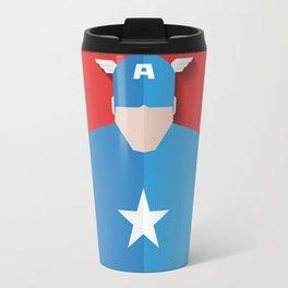 Capitão America Travel Mug