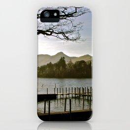 wintergreen iPhone Case