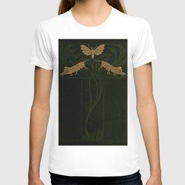 Art Nouveau Insects T-shirt