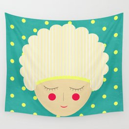 Am shy Wall Tapestry
