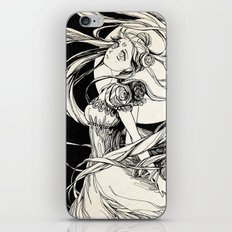 Moon princess Serenity -  Sailor Moon  iPhone & iPod Skin