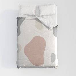 Moo patches - Coral colour series  Comforters