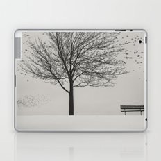 Feathered Branches Laptop & iPad Skin