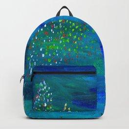 Noite feliz Backpack