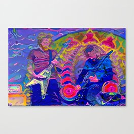 Feast Your Eyes Canvas Print