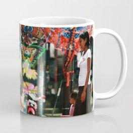 Bali - Women in Market Coffee Mug