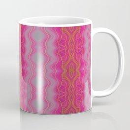 Pink Symmetry Coffee Mug