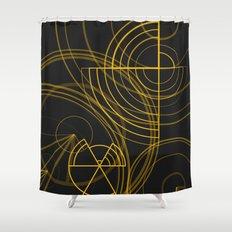 The inner works Shower Curtain