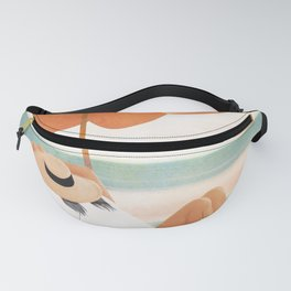 Sun and Sand Fanny Pack