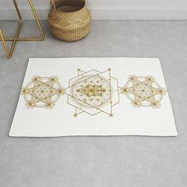 Sacred Geometry Rug