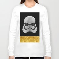 storm trooper Long Sleeve T-shirts featuring Storm trooper by berd.