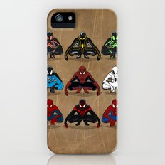 Spider-man - The Year of the Costumes iPhone (5, 5s) Slim Case