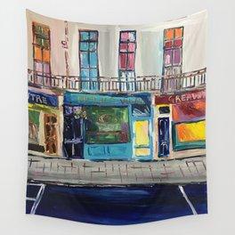 pimlico villege Wall Tapestry