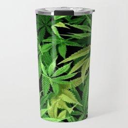 Cannabis Travel Mug
