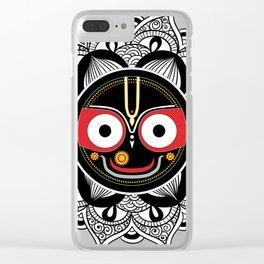 Jagnath Clear iPhone Case