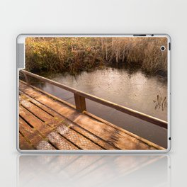 Spring Pond Laptop & iPad Skin