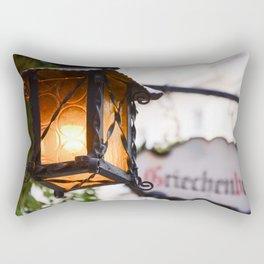 Traditional Rectangular Pillow