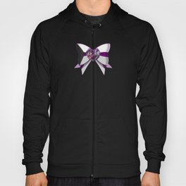 Demisexual Pride Bow (All Proceeds Donated) Hoody
