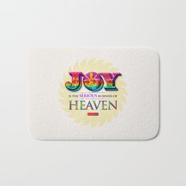 Serious Joy Bath Mat