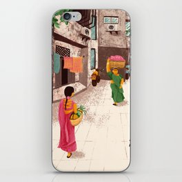 Beautiful Indian ladies iPhone Skin