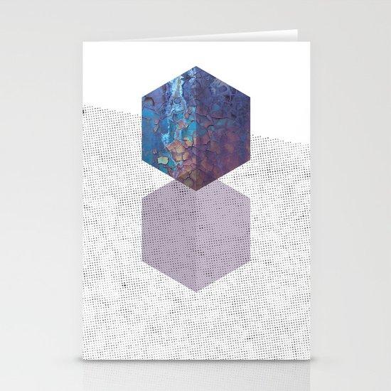 Rough diamonds Stationery Cards