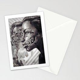 UNTITLED MINDSCAPE Stationery Cards