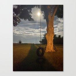 The Lane  Canvas Print