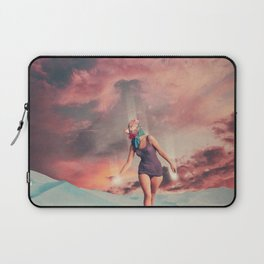 Fading into the Light Laptop Sleeve