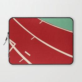 Running Track Laptop Sleeve