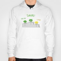 sublime Hoodies featuring Sublime! by Caphastrotes