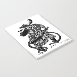 Chinese zodiac sign, Year of the Snake Notebook