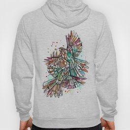 Inked Fantails Hoody