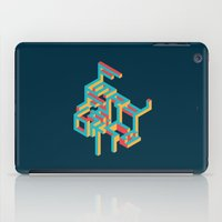 future iPad Cases featuring Future by Jacque Prior