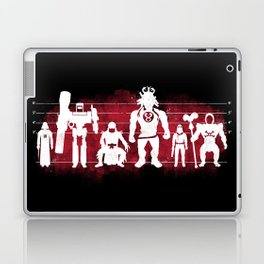 Plastic Villains  Laptop & iPad Skin