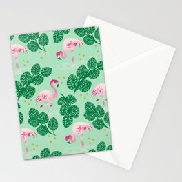 Flamingo Friends Stationery Cards