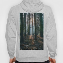 The woods are deep Hoody