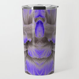 Flower Lady / Prey Mantis Alien Overlord Travel Mug