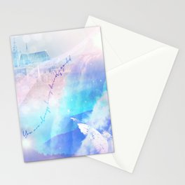 The Angel's Dream Stationery Cards