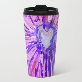 442 - Radiant Heart Travel Mug