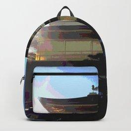 Golden Pavilion Backpack
