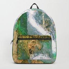 graffiti heart Backpack