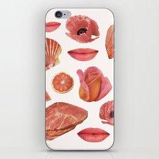 ROSE PINK iPhone & iPod Skin